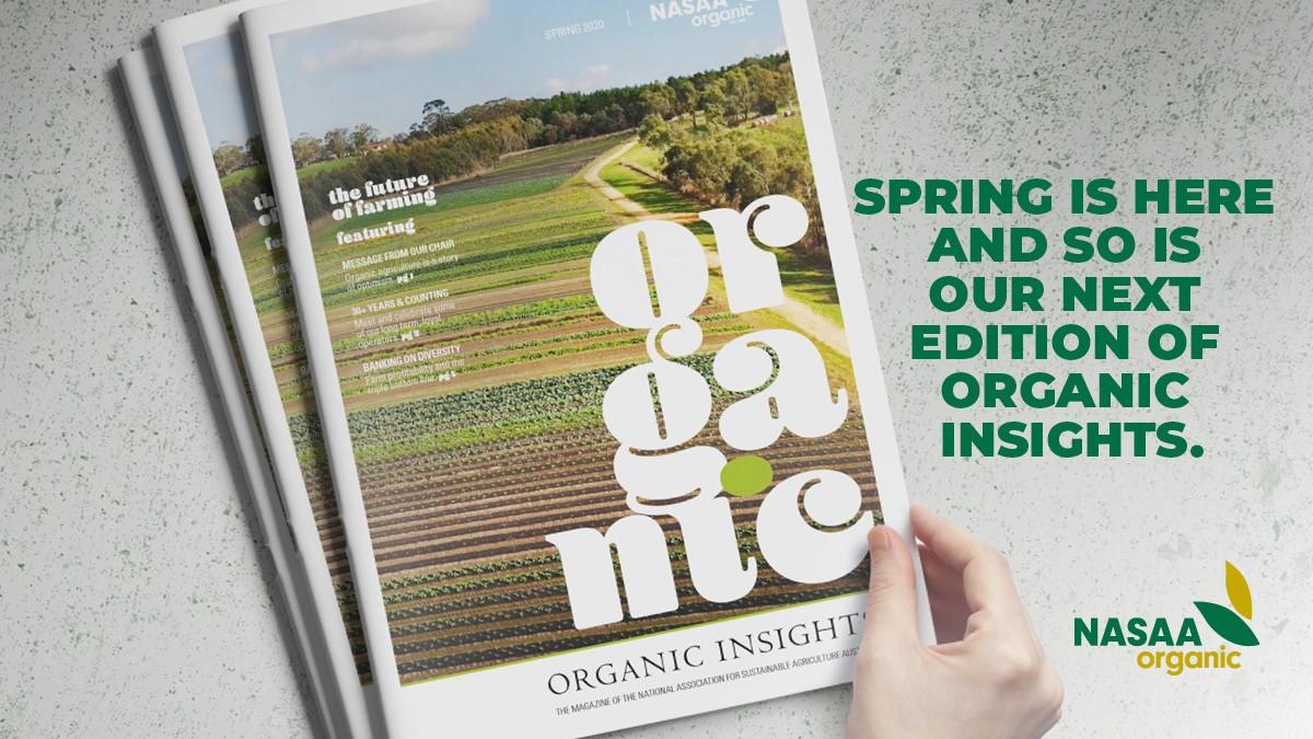 Organic Insight Magazine