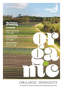 Organic Insight Magazine Spring 2020