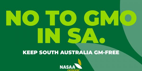 Certified organic may be the only protection for SA industry and councils