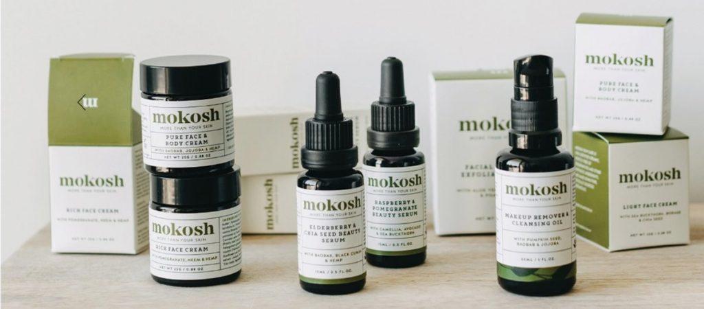 Mokosh organic skincare
